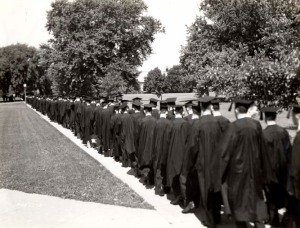 Commencement 1936