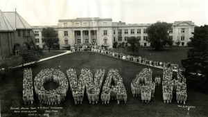 Iowa 4-H Girls Convention 1929
