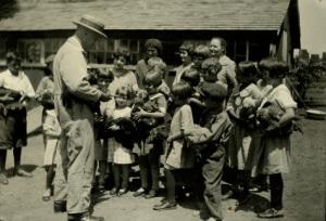 4-H Poultry Club, circa 1920s