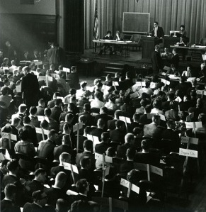 Cardinal Guild 1962 nominating convention