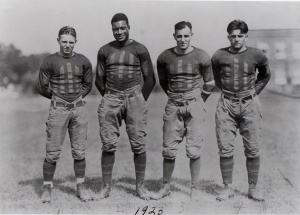 Jack Trice and teammates 1923 copy