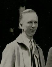 Clarence D. Chamberlin in 1927