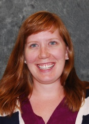 Stephanie Bennett, ISU Project Archivist.