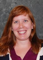 Stephanie Bennett, ISU Project Archivist.