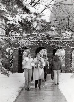Lyon Hall 1979