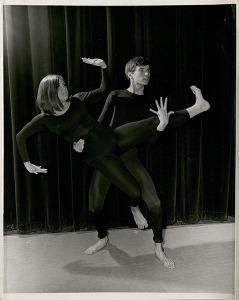 Barjche production, 1967. University Photograph Collection, box 804.