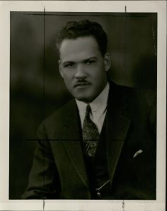 Photographic portrait of Frederick D. Patterson
