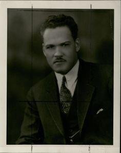 Portrait of Frederick D. Patterson (RS 21/7/19)