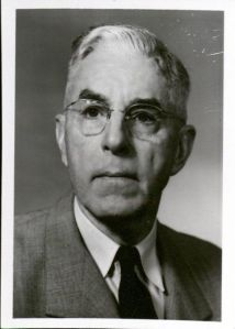John C. Eldredge, undated. University Photographs, RS 9/9/E, Box 585.