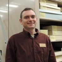 Brad, University Archivist.