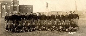 Football team 1916