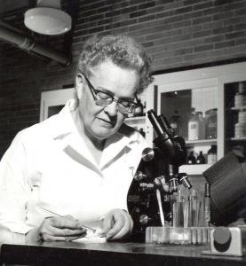 Margaret Sloss, 1960. RS 14/7/51, (locate image)