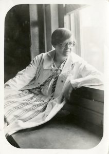 Margaret Sloss, undated. RS 14/7/51, box 4, folder 9.