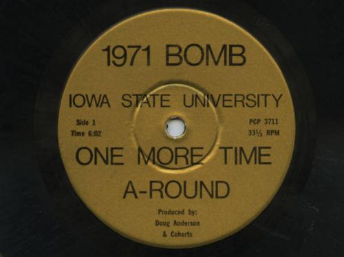 Bomb record