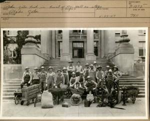 (University Photographs box 1627)