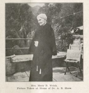 Photo published in The Alumnus, Vol. 8, No. 5, 1923. RS 12/3/11, Box 1, Folder 1