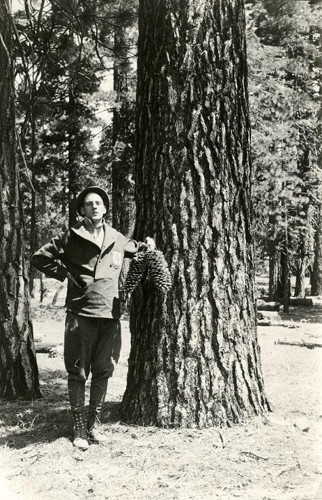 Forestry Student, 1916