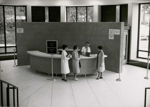 1961LibraryEntrance