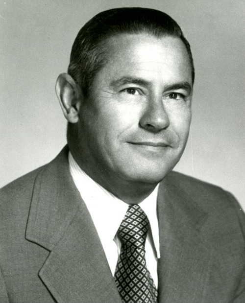 Photograph of Lou McCullough, 1971