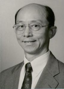 Headshot of Dean Kao, University Photographs, 11/1/A, Box 813