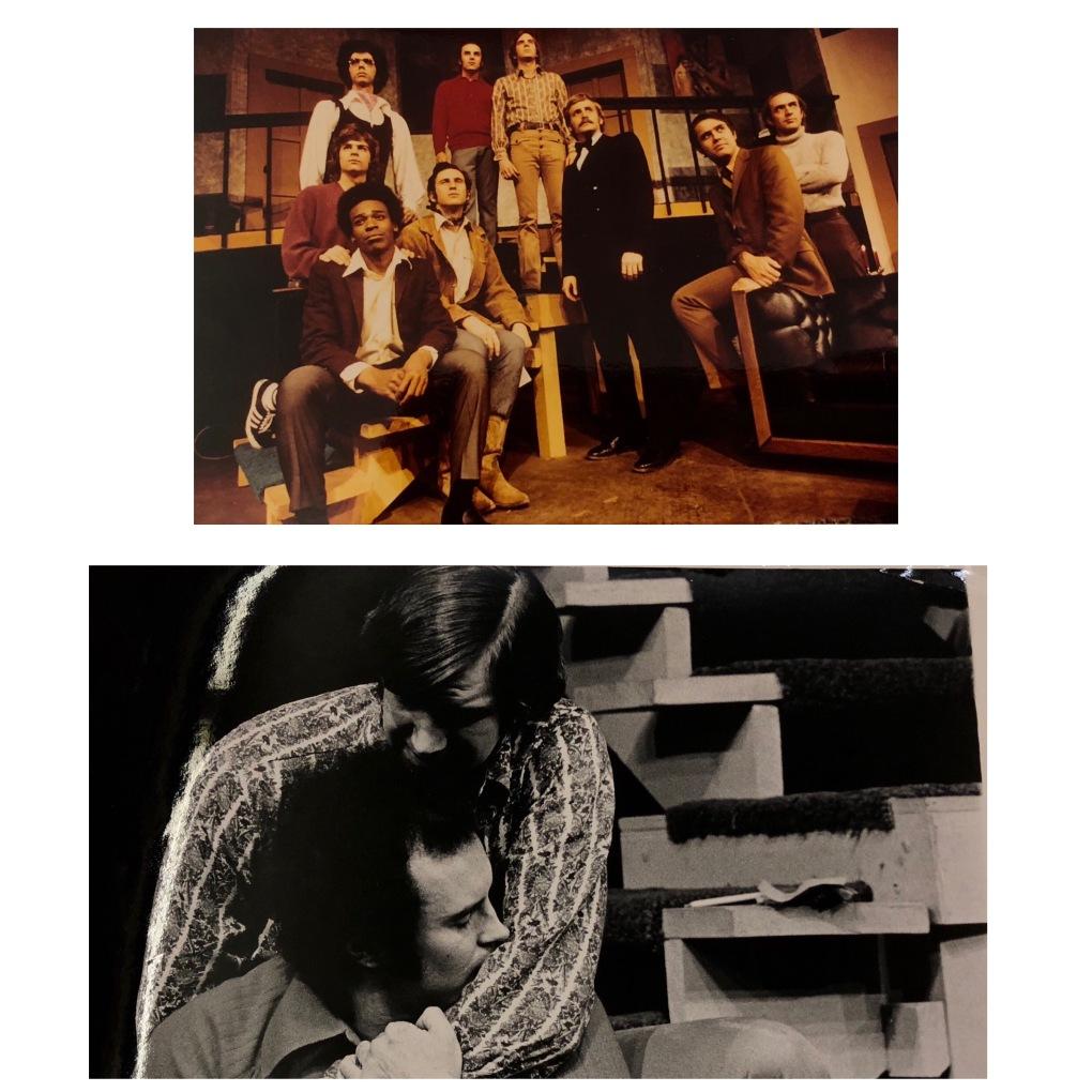 "Boys in the Band Photos, RS 13/23/3, Box 17. / Fotos de ""Boys in the Band"", RS 13/23/3, Caja 17."