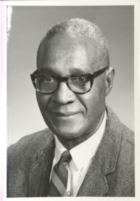 Portrait of William Bell