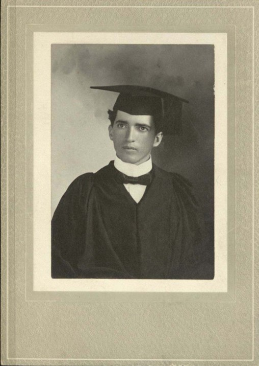 Ward M. Jones (University Photographs, box 1539.1).