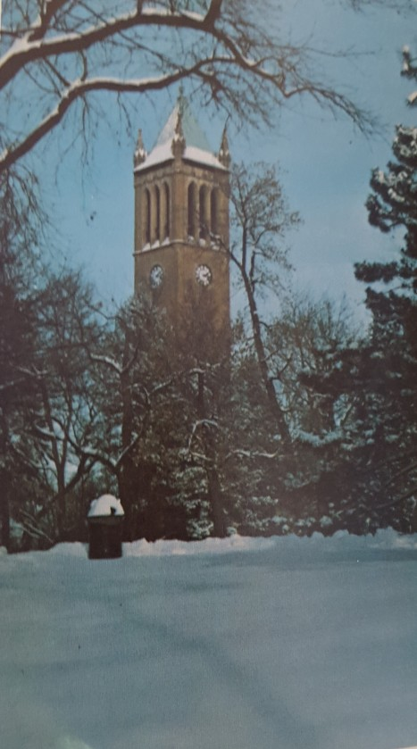 Snow covered Camponille - 1974 Bomb pg. 102
