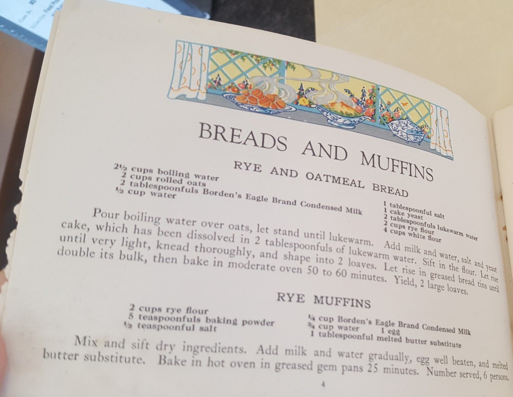 Bread and Muffins. Rye and oatmeal bread. Rye Muffins.